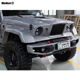 4x4 Car parts body kits for Jeep Wrangler JK 07-17 front grille hood fender for jeep