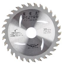 China Hot Sale 4 Inch TCT Saw Blade Disc For Wood Cutting