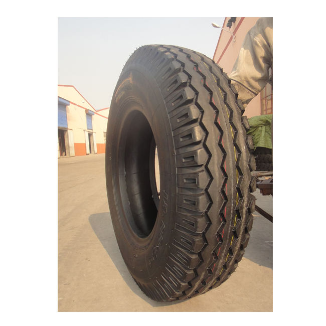 9.00-20-16 PR Qingdao factory wear resistance heavy duty truck bus bias tires