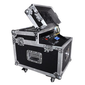 DMX Remote Wireless Control hazer rookmachine Verticale Fog Rookmachine voor Podium Effect
