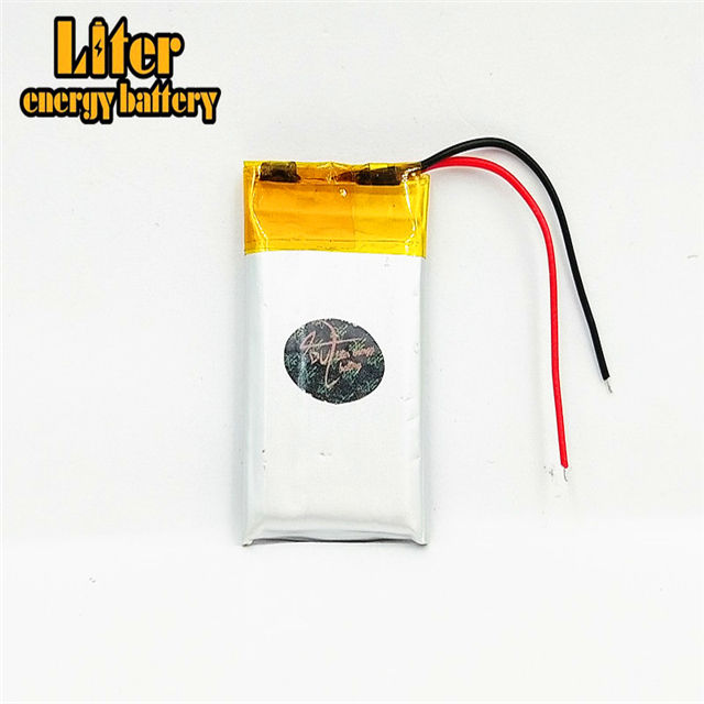 Polymer Lithium Battery Rechargeable Battery 3.7V 402030 200mah Li ion Battery
