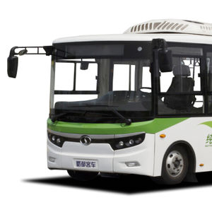 China Supplier Optional 9-14 Seats 6M Electric Minibus