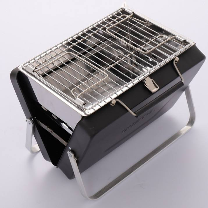 Aktetas type barbecue Grill draagbare vouwen bbq Grill