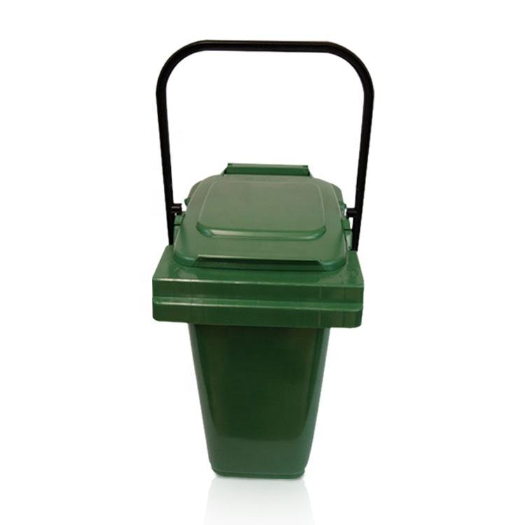 Durable plastic injection plastic midden injection mold,plasticbin compost mould for cleaning with lid