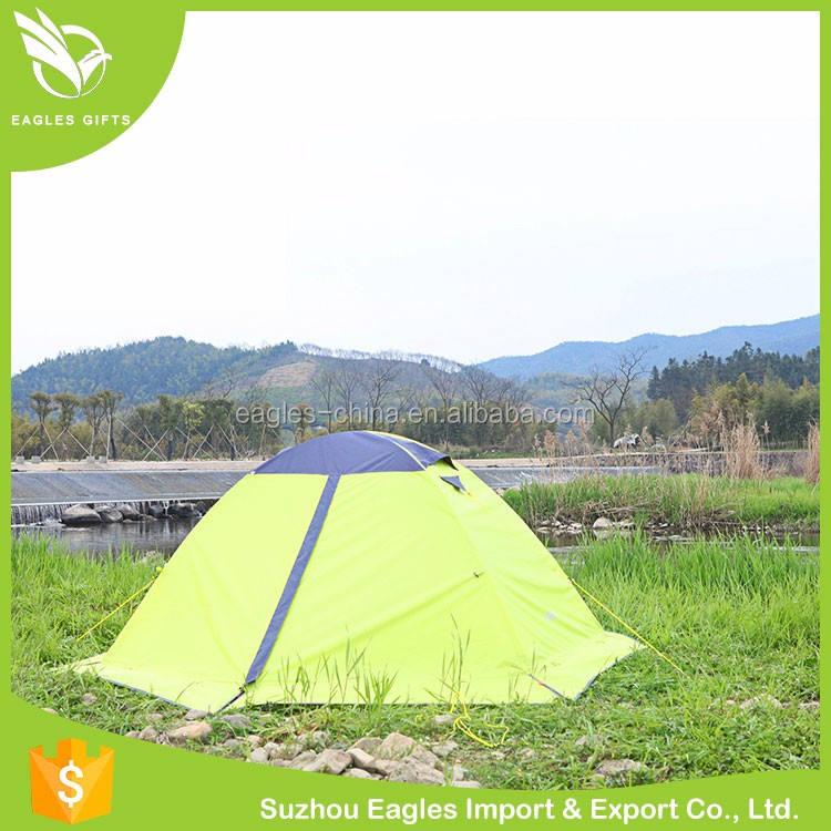 De luxe Famille Gonflable Nature Randonnée Camping Tente