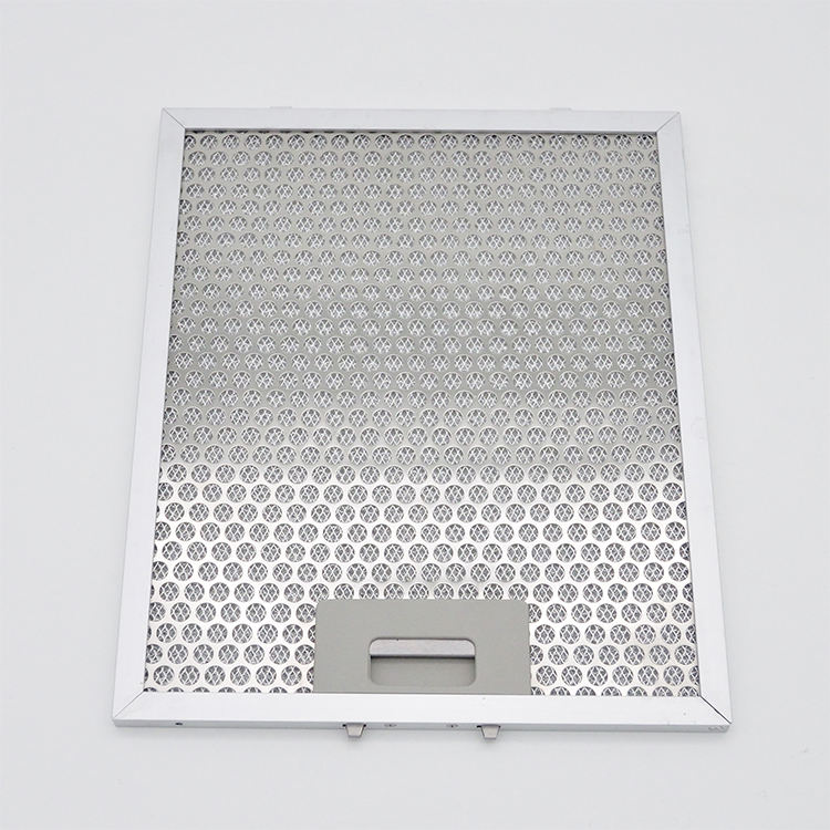 Kitchen Exhaust Hood Fan Extractor Grease Filters For Smoke