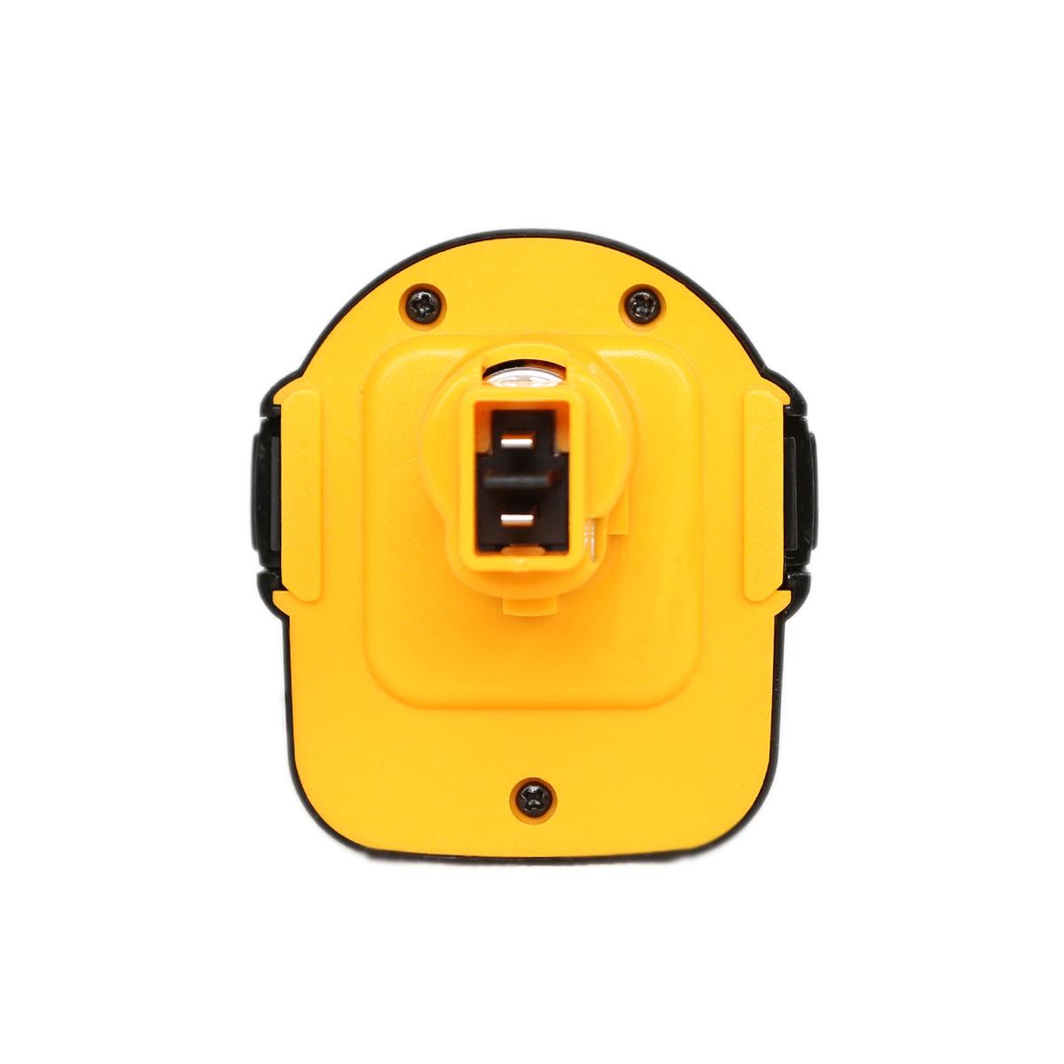 2-Pack DeWalt DW924K2BR Battery 12V, NICD, 1300mAh