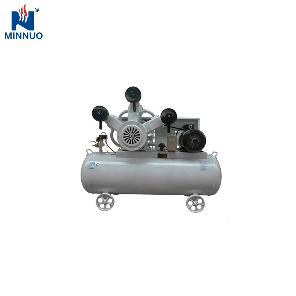 General industry Rohs low noise type 8 bar 50L air compressor