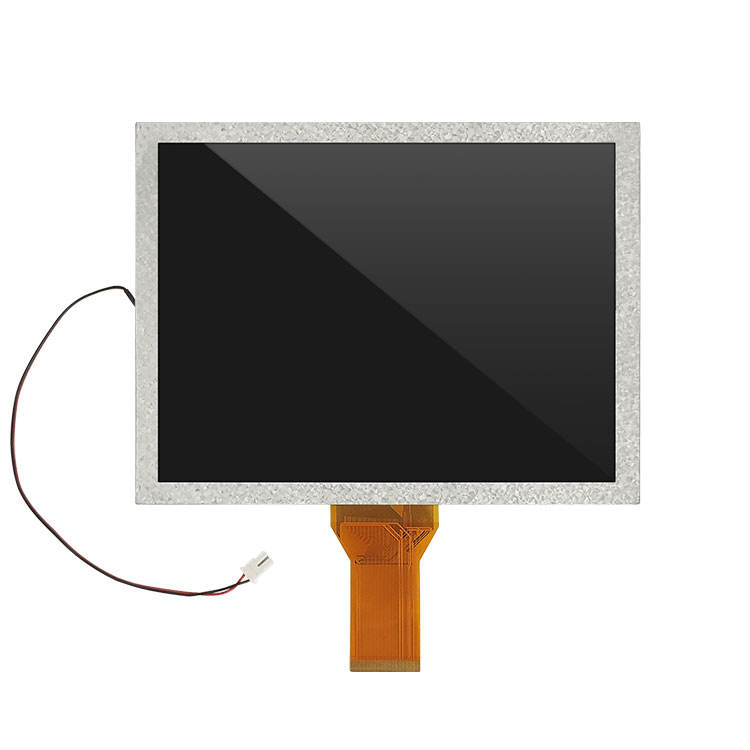 AT080TN52 V.1 draagbare dvd-speler Digitale Foto Frame8 inch tft 800x600 lcd modul monitor rgb led panel