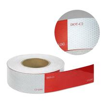 DOT Night highlighting reflective sticker fabric tape safety protection for transportation