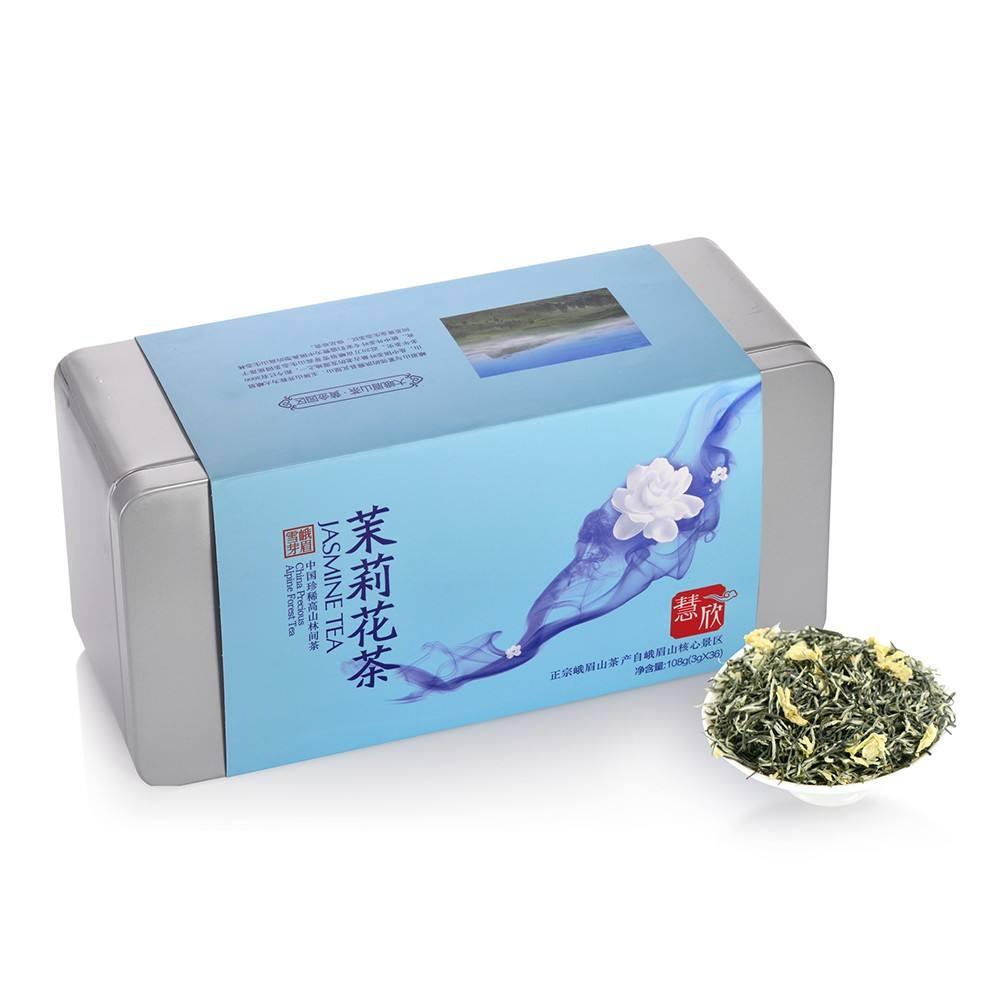 <span class=keywords><strong>C</strong></span> feuilles tisane perles de dragon de jasmin nouveaux produits de thé de bourgeon de jasmin
