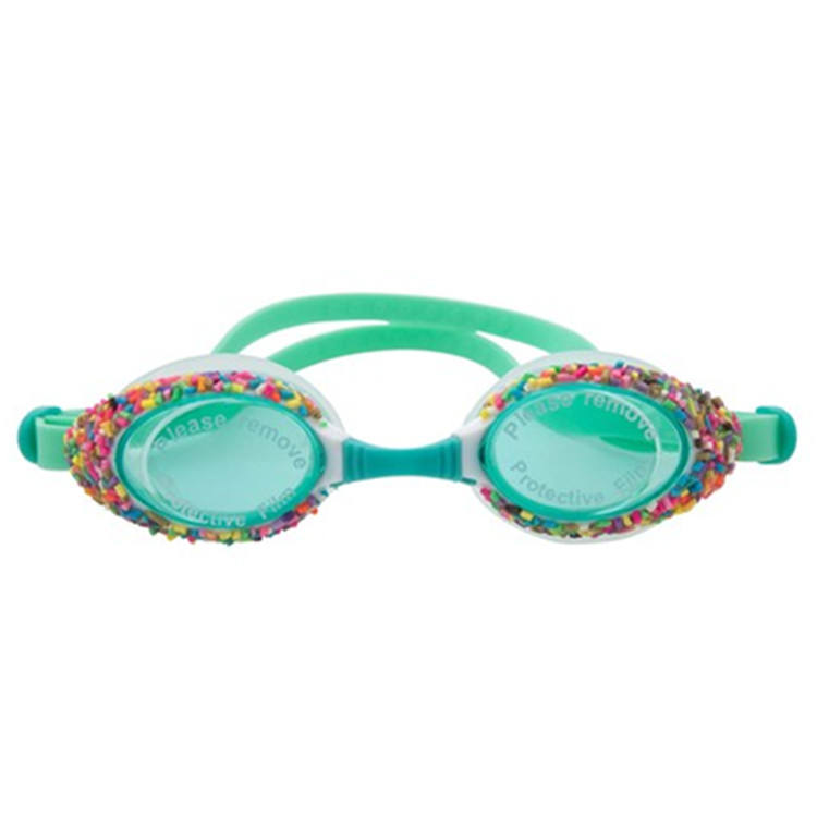 Kids Silicone Swim Goggles and funny swimming goggles Junior or Kids unisex
