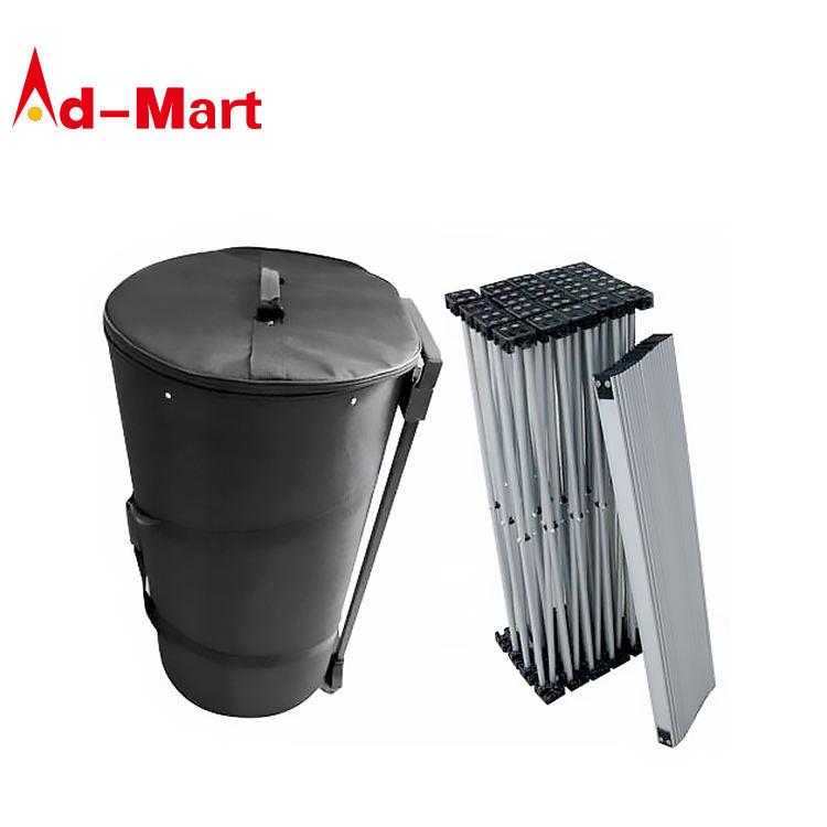 Acheter Chine Pop Up Affichage Design 3*3 En Aluminium Cadre En Plastique Pop-Up <span class=keywords><strong>Popup</strong></span> Support Pour Le Fond