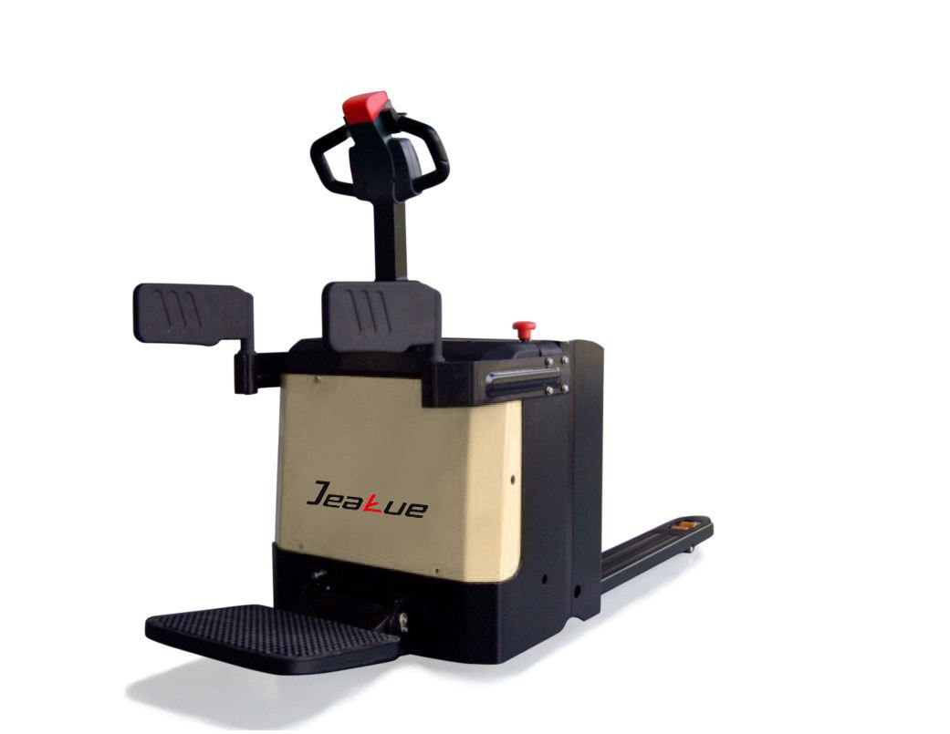 Yale 2 ton crown outdoor hydraulic long fork electric rough terrain pallet truck