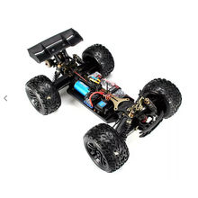 JLB Racing CHEETAH 120A Upgrade 1/10 Brushless RC Car Truggy RTR RC Toys 21101