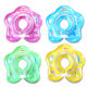 2019 hot sale infant safety bath inflatable baby swimming neck floating ring
