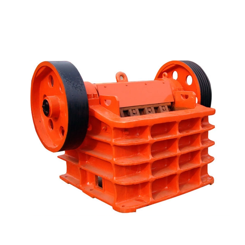 2017 high quality ce/iso certificated jaw crusher