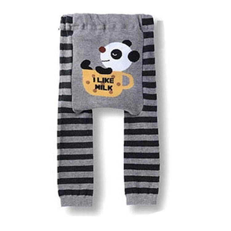 wholesale newborn cotton cartoon designs baby crawling pants toddler leggings