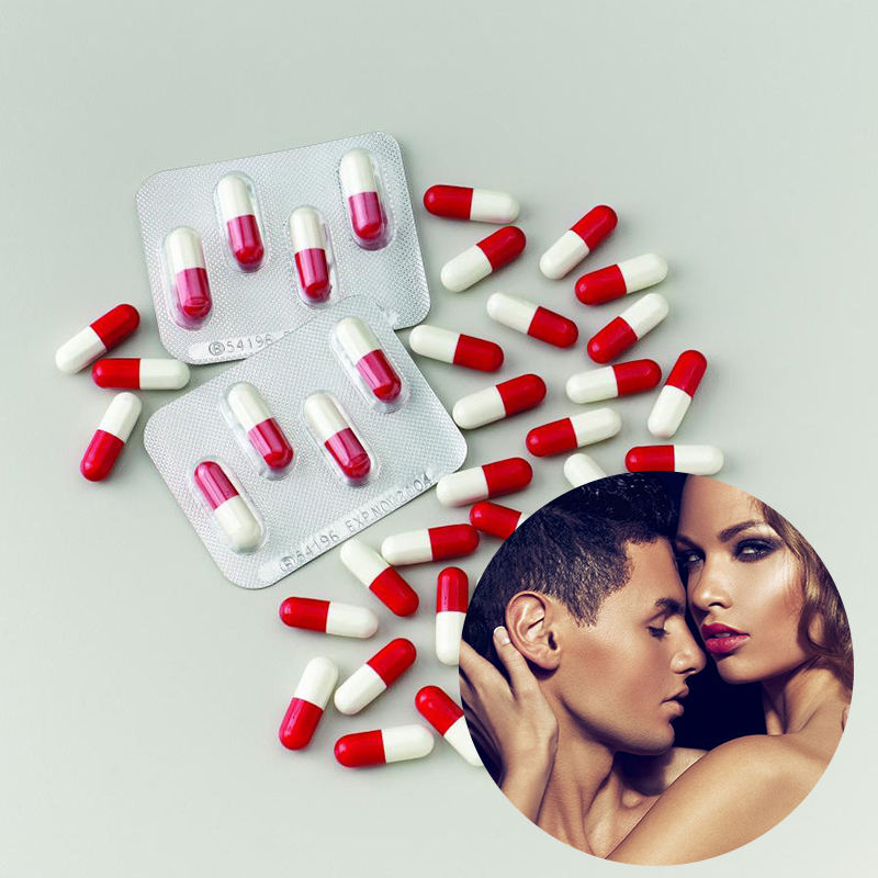 Herbal extract sex energy capsule for men long time sex power capsule