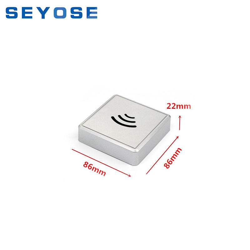 PN-M26 access control card reader plastic shell Induction controller network box WIFI Instrument enclosure 86*86*22mm