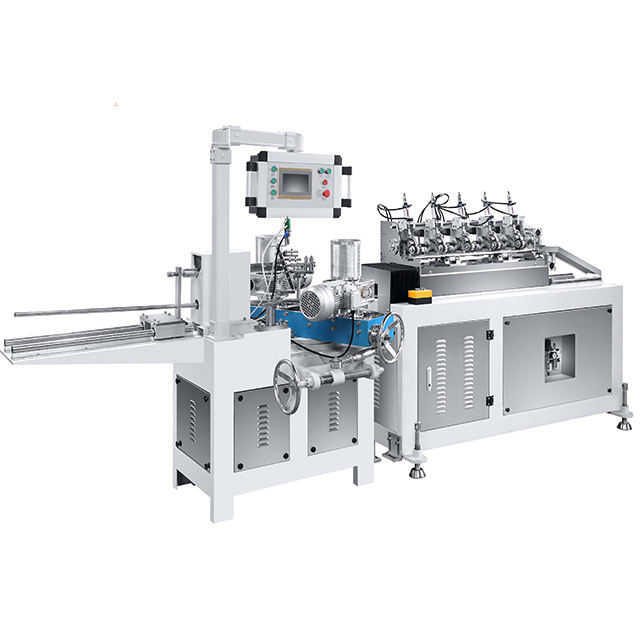 [JT-MC51]Automatic high speed used drinking straw making machine