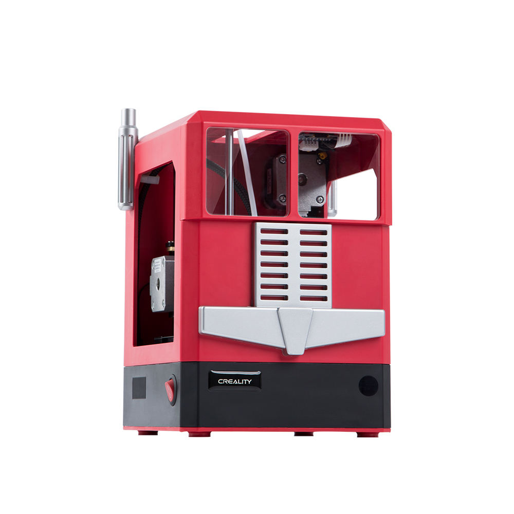 Gemonteerd Super Mini Educatief Speelgoed Gift Transformers Creality 3D <span class=keywords><strong>Printer</strong></span> CR-<span class=keywords><strong>100</strong></span> Voor Kids