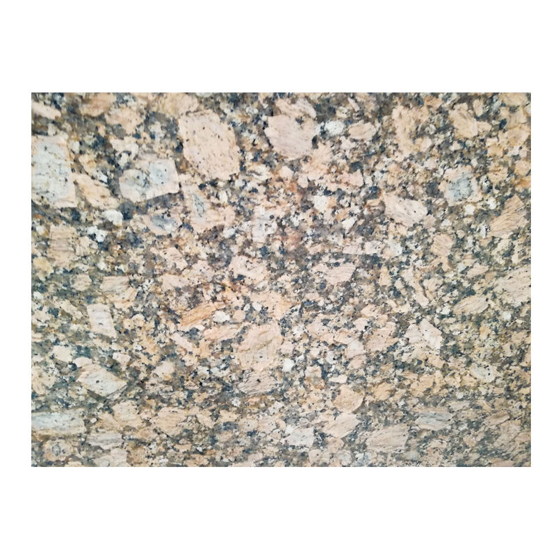 Giallo Fiorito granite tiles and slabs China stone manufacturer best supplier