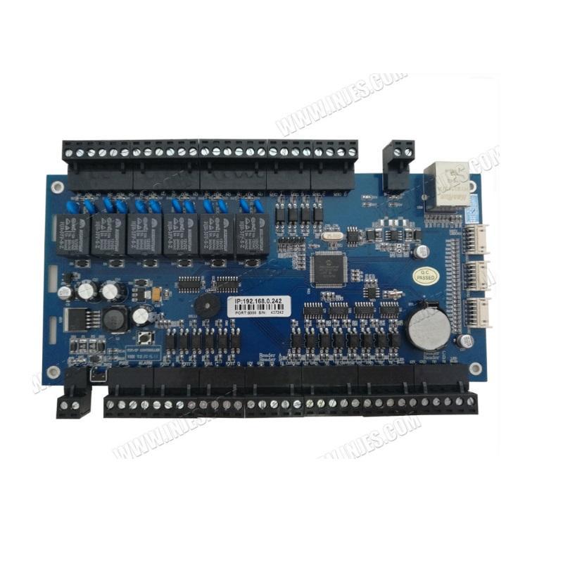 Smart реле RJ45 TCP/IP 4 двери сети RFID контроллер доступа