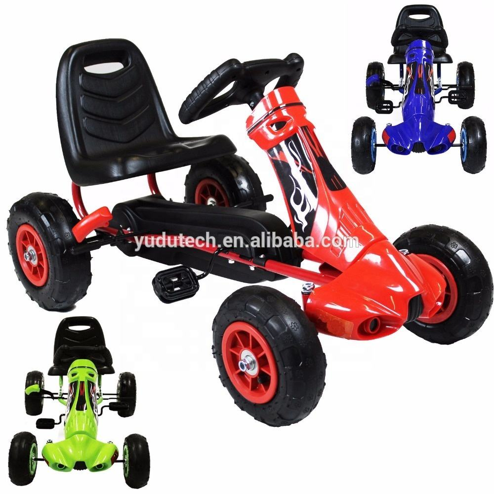Pedal Go Kart Riding Vehicle Ride-on Toy Car Kid Children Junior