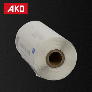 AKO BRAND Printable labels Permanent Adhesive 4x6 Direct Thermal Labels 220pcs per roll