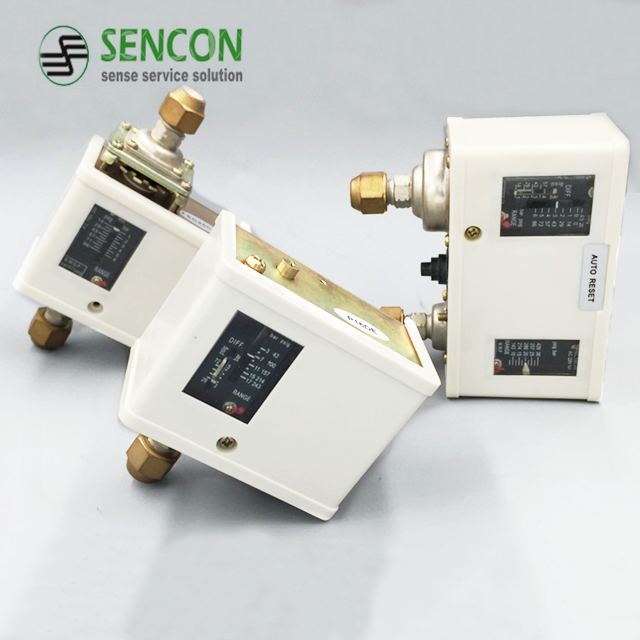 SC-60 low pressure switch ,high Pressure switch for refrigerant pump control