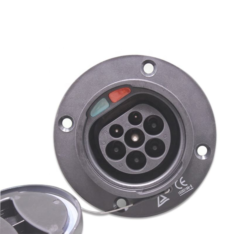 good quantity factory supply duosida iec 621962 ev socket