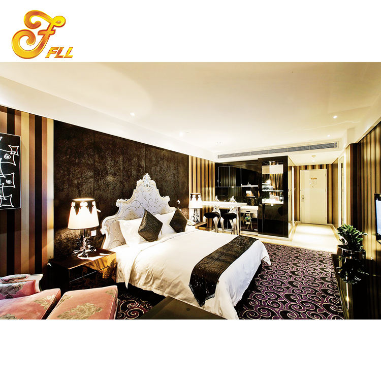 5 étoiles Hôtel D'affaires Salle de Bains <span class=keywords><strong>Chambre</strong></span> Ensemble De Meubles De Luxe
