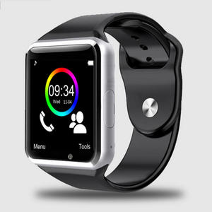 2019 New A1 Smart Watch With Touch Screen Camera Wireless Smartwatch for Android for iPhone