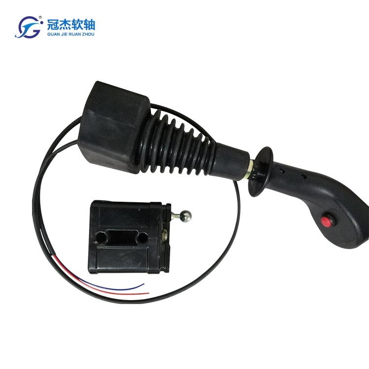 GJ1135B Hydraulic Control Valve Cross Circuit Joystick Bowden Cable control Valve device operating tractor