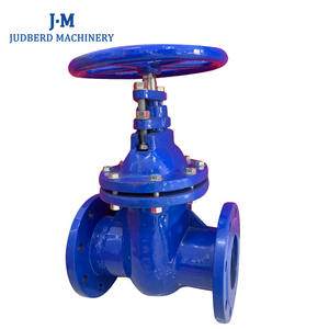 China supplier 4 inch gear operated metal seated gate valve