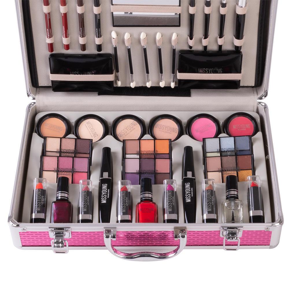 Купить набор косметики для макияжа профессиональное декоративную косметику купить хорошую