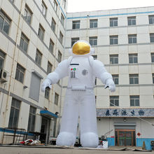 10m inflatable character astronaut