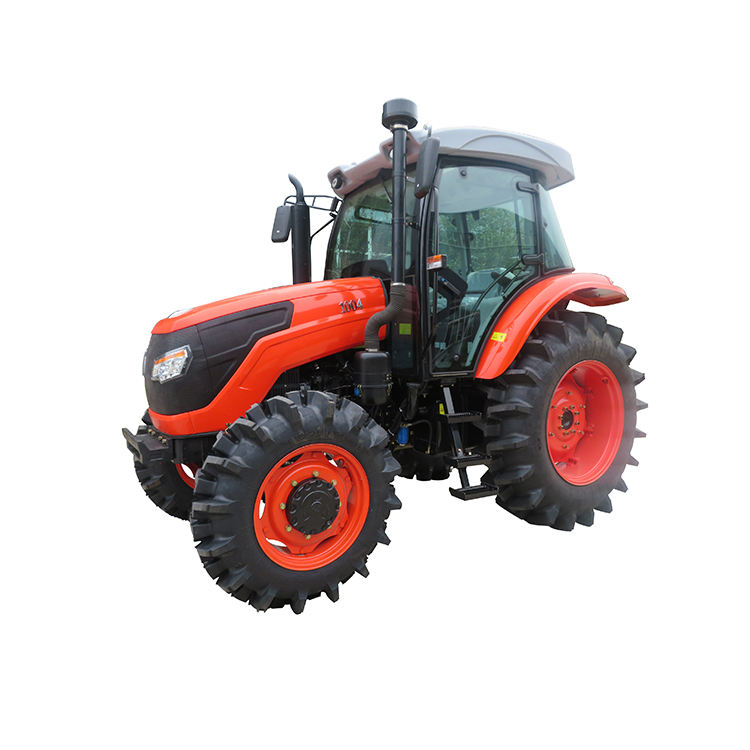 Factory Produced 4wd Multifunction Farm Tractor For Sell