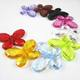 wholesale DIY crafted flower shape acrylic beads for garment accessories clothing bracelet jewelry vase filler