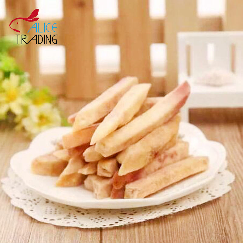 Crispy Tasty Vacuum Fried Taro Sticks for Kids Snack