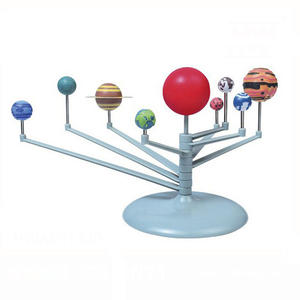 Kid's Educational DIY Nine Planets Solar System toys