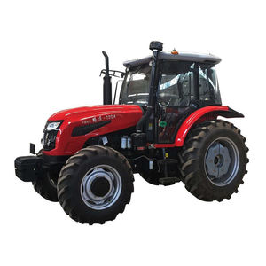LUTONG 60HP 4WD LT604 trator jardim tractor agrícola