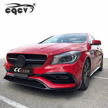 CLA45 A.M.G style body kit for Mercedes Benz CLA w117 facelift