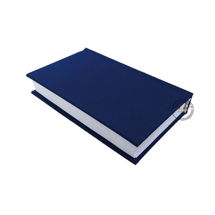 Ciltli ciltleme kumaş örnek kitap üreticisi