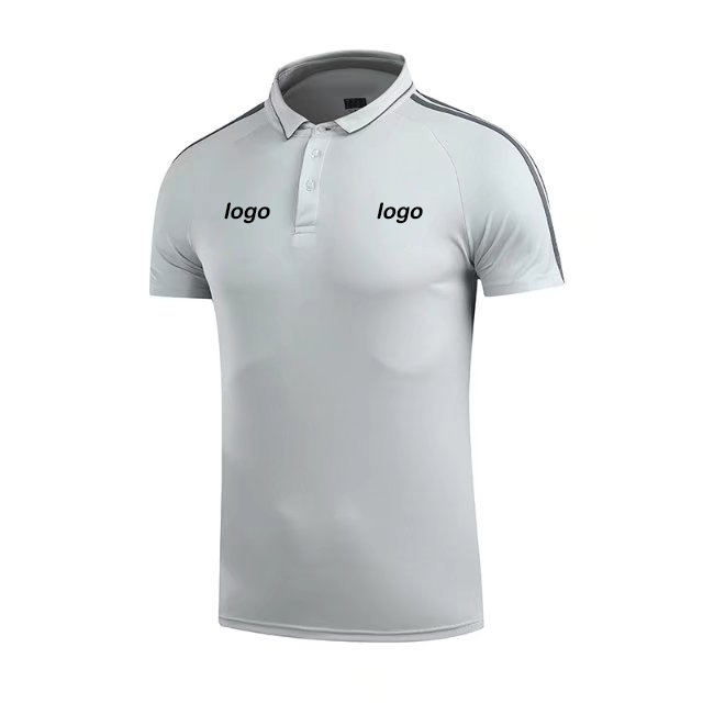 Custom Personalized Bulk Clothing Manufacturers Overseas Mens Polo Shirts Men Casual Polo T-shirt Design