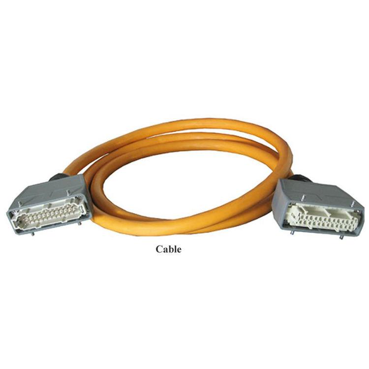 Tích hợp xây dựng cho phép dễ dàng tháo gỡ j loại hot runner điện cặp nhiệt điện cáp điều khiển