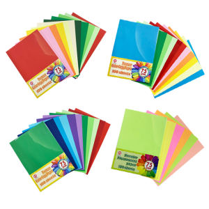 Manufacturer Wholesale 75gsm 80gsm color paper a4 a5 a3 size Color Paper