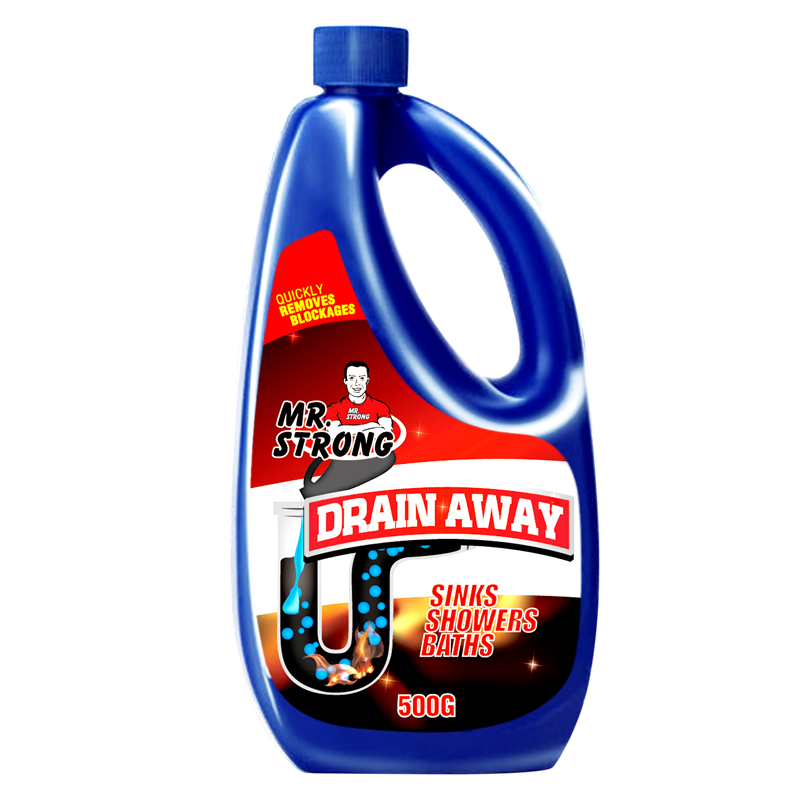 Hot selling drain cleaner solid away with OEM Service