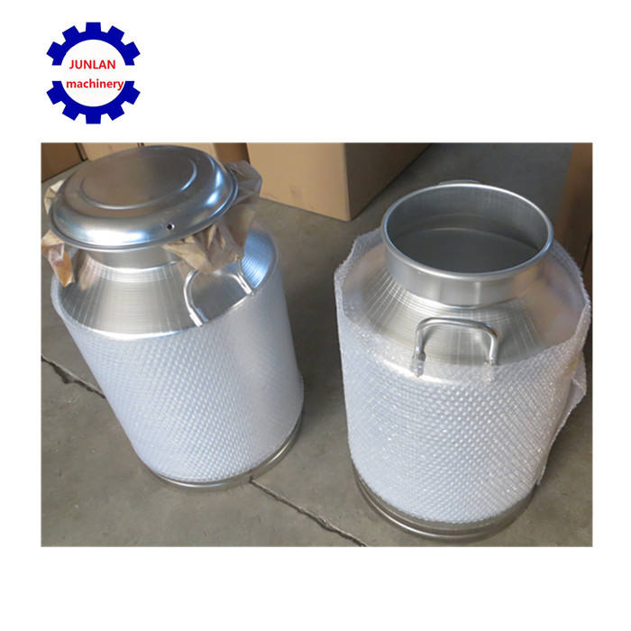 small different liters milk transport aluminum milk tank